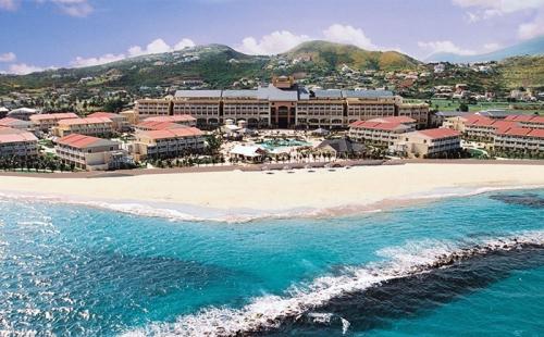 """圣基茨被列入""""2021年最佳游览岛屿""""名单"""