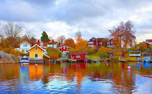 瑞典这个国家好不好?如何工签转移民?