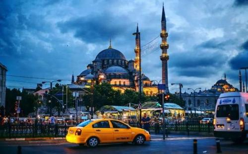 土耳其护照:可申请英国永居